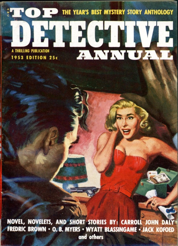 TOP DETECTIVE ANNUAL. 1953