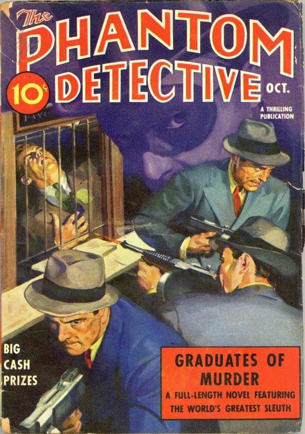 The Phantom Detective - October 1938