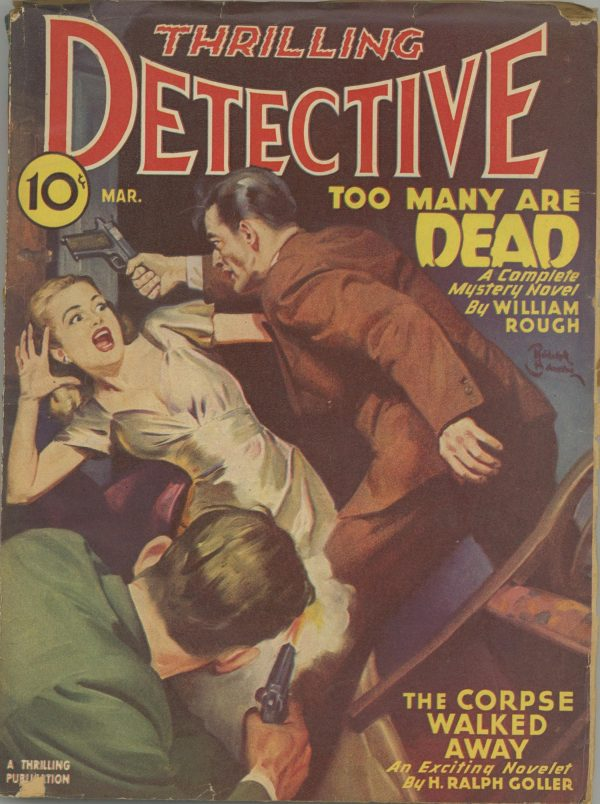Thrilling Detective March 1946