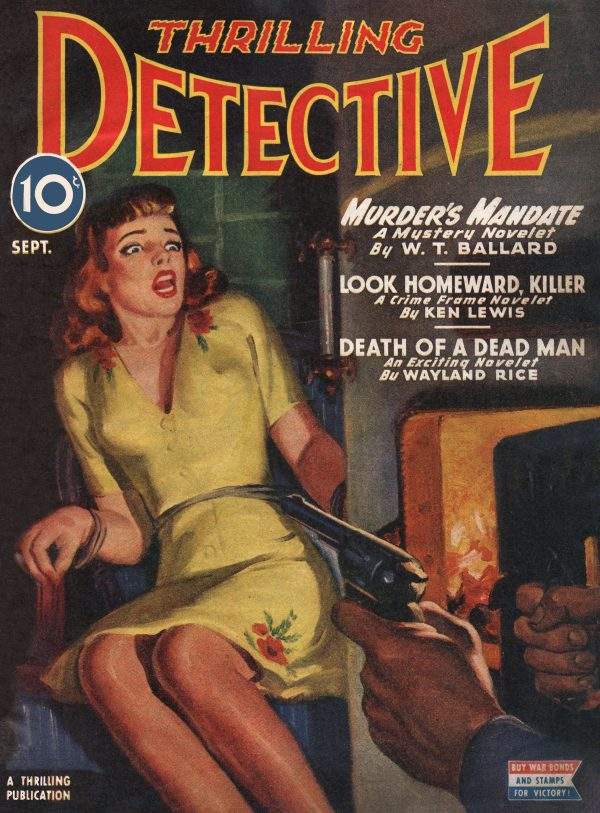 Thrilling Detective September 1945
