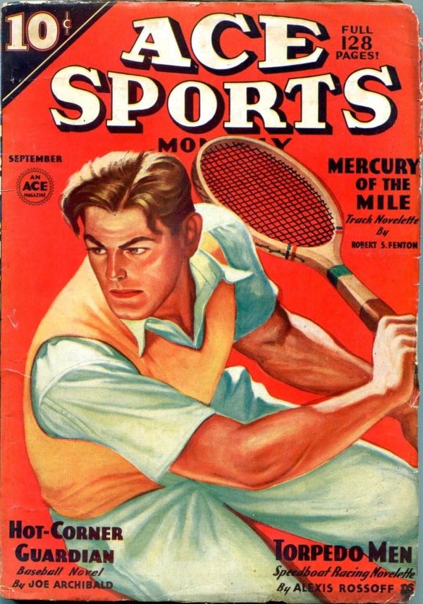 Ace Sports September 1936