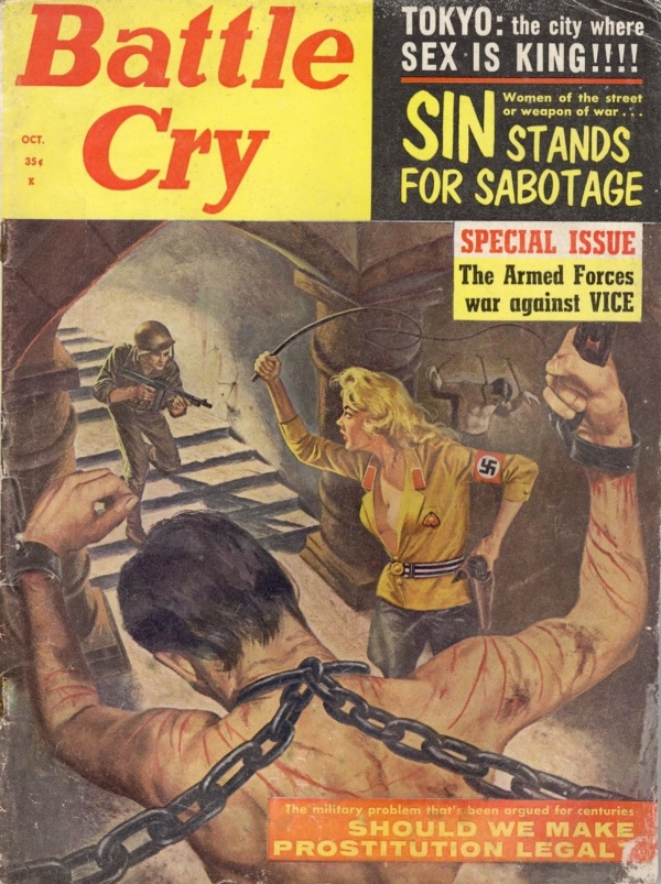 Battle Cry, October 1962