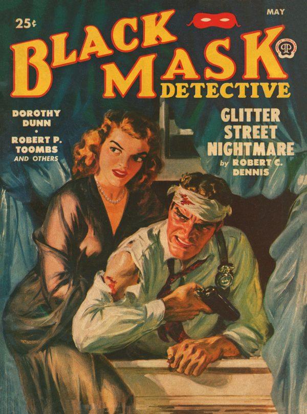 Black Mask May 1950