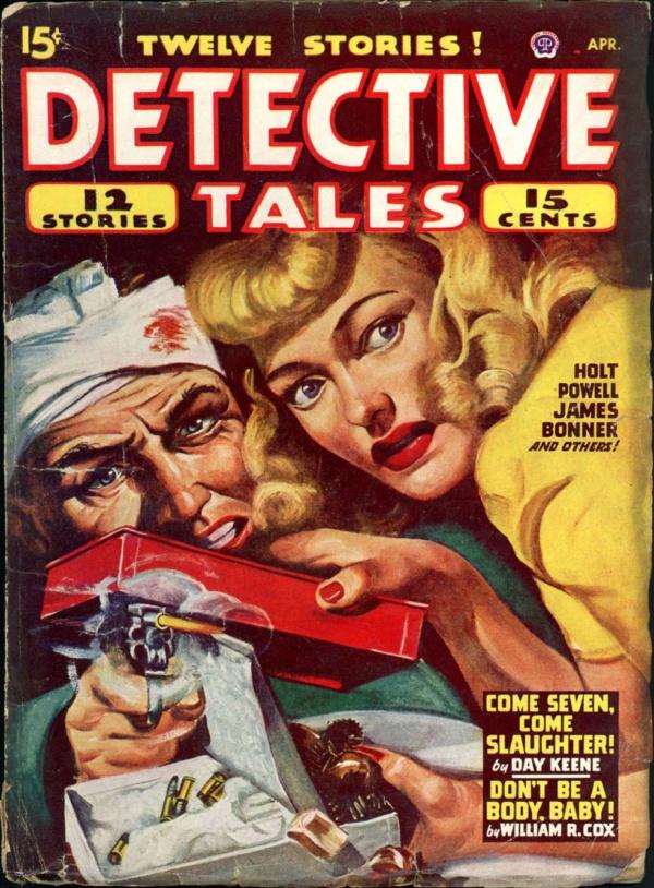 DETECTIVE TALES. April 1947
