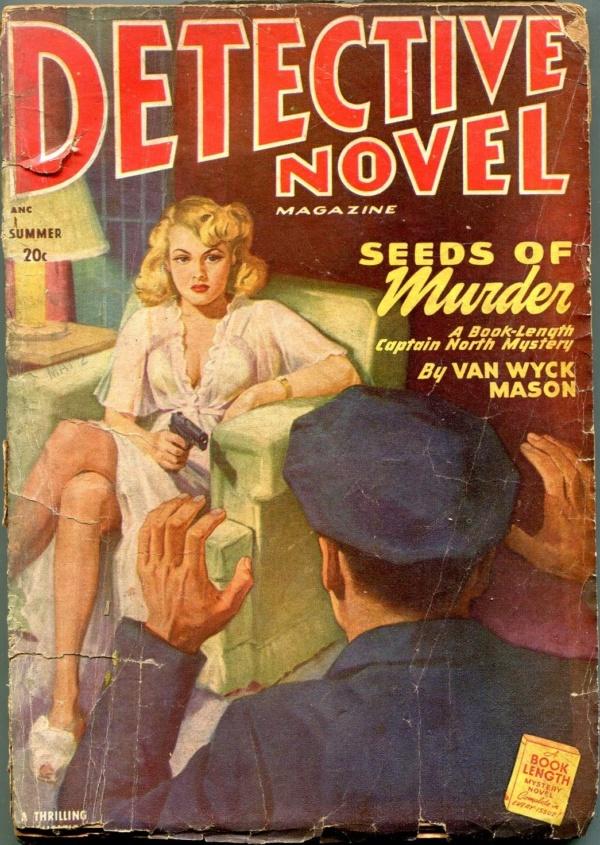 Detective Novel Summer 1949