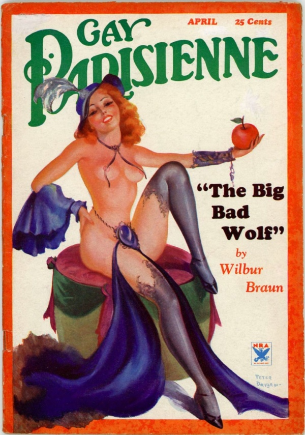 Gay Parisienne, April 1934