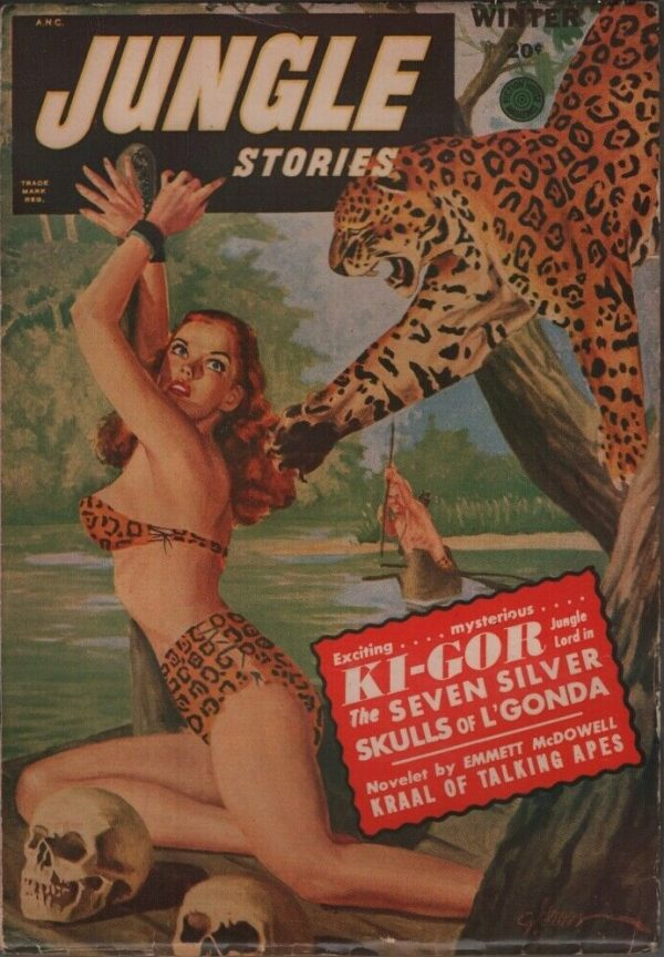 Jungle Stories 1947-48 Winter