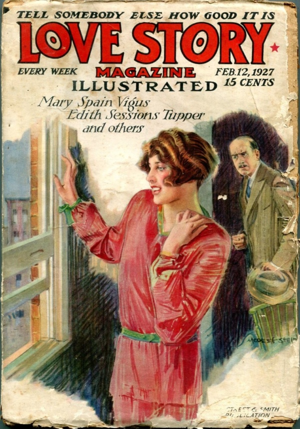 Love Story February 12 1927