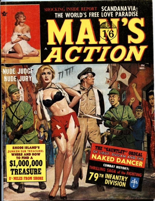 Man's Action December 1962