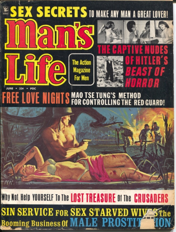 Man's Life June 1967