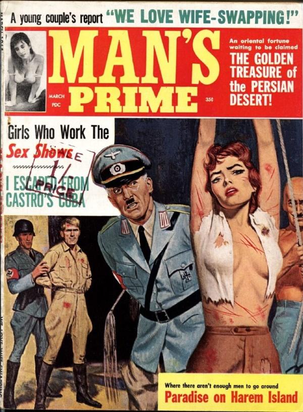 Man's Prime March 1964