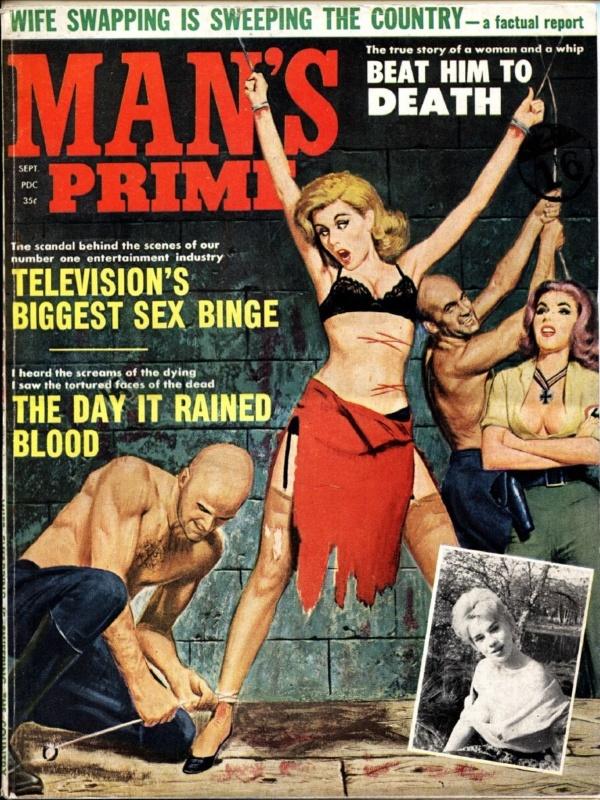 Man's Prime September 1964