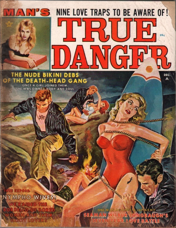 Man's True Danger December 1962