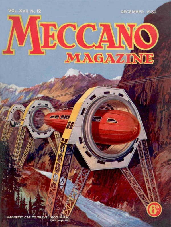 Meccano Magazine Dec 1932