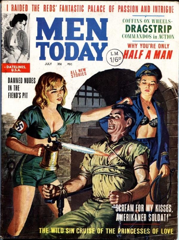 Men Today July 1963