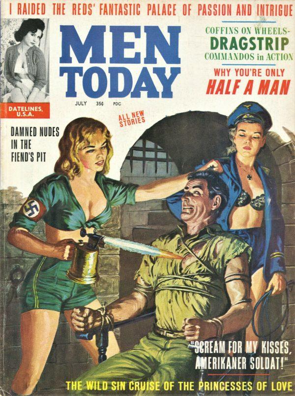Men Today Magazine July 1963