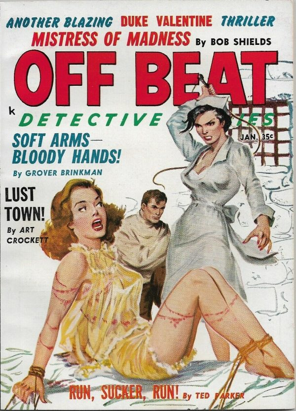 Off Beat Detective January 1961