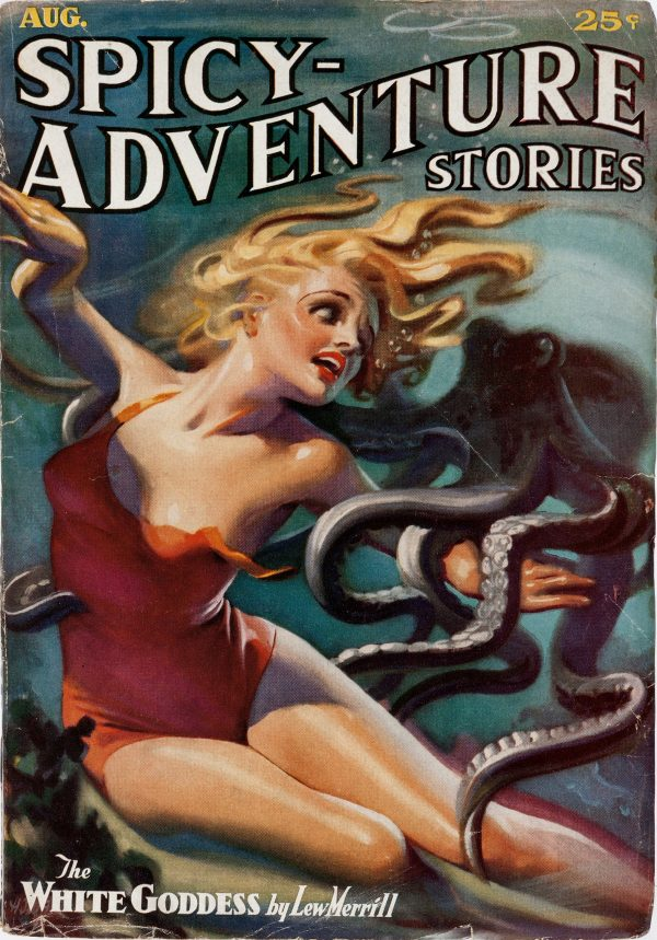 Spicy Adventure, August 1936