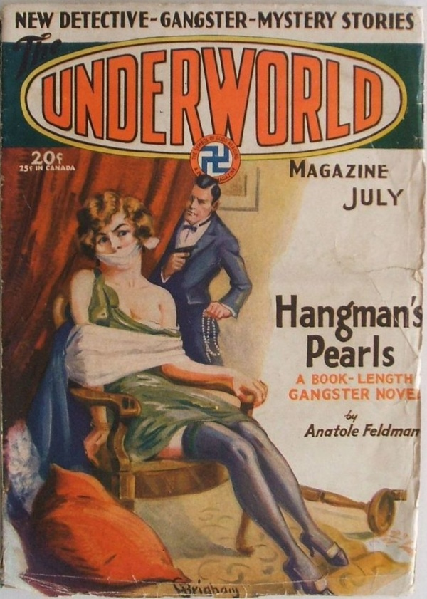 Underworld Magazine July 1929