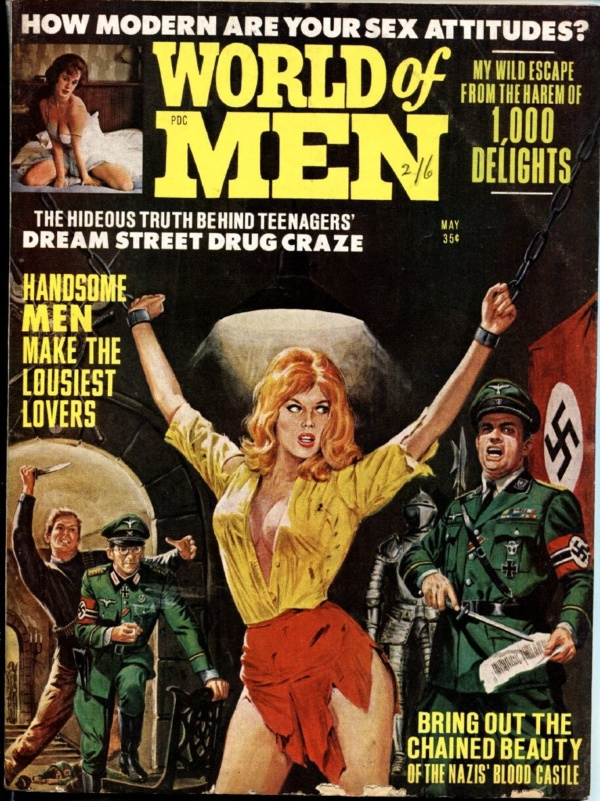 World Of Men May 1967