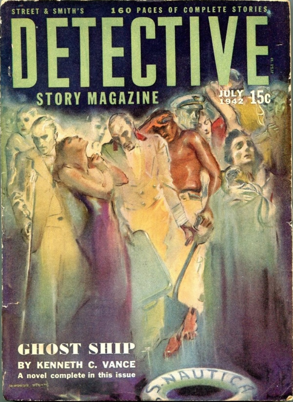 Detective Story July 1942