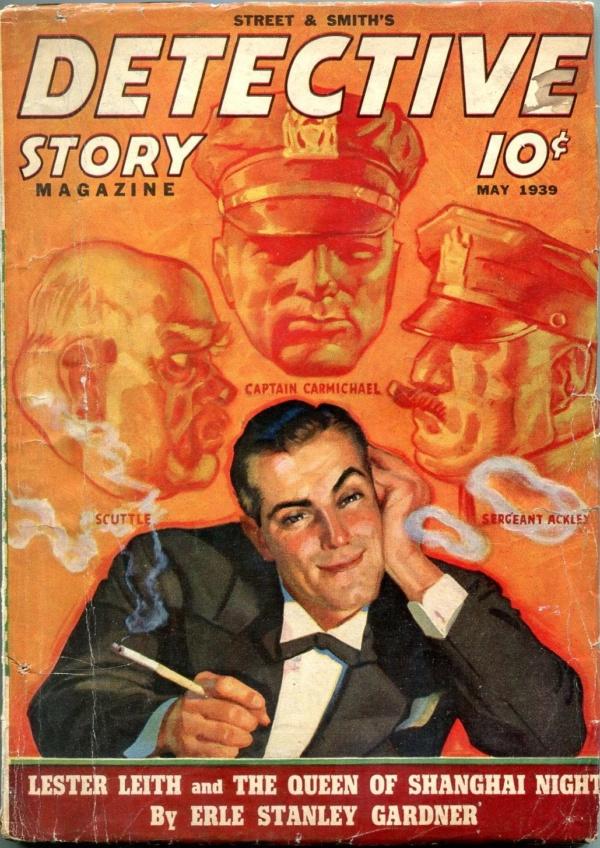 Detective Story May 1939