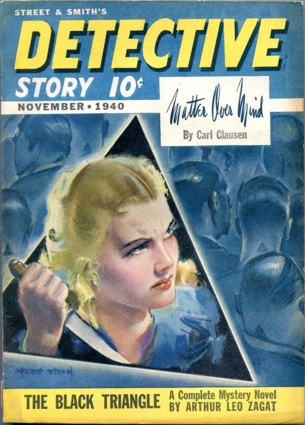Detective Story November 1940