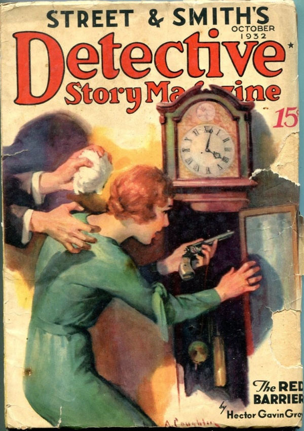 Detective Story October 1932