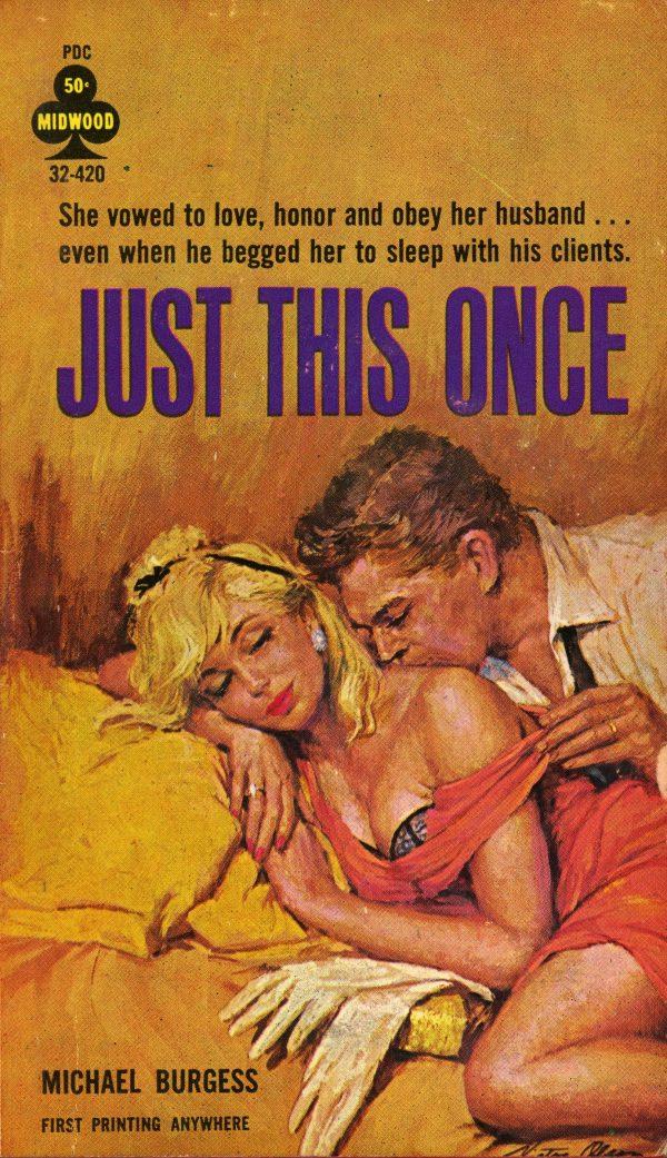 Midwood Books 32-420, 1964