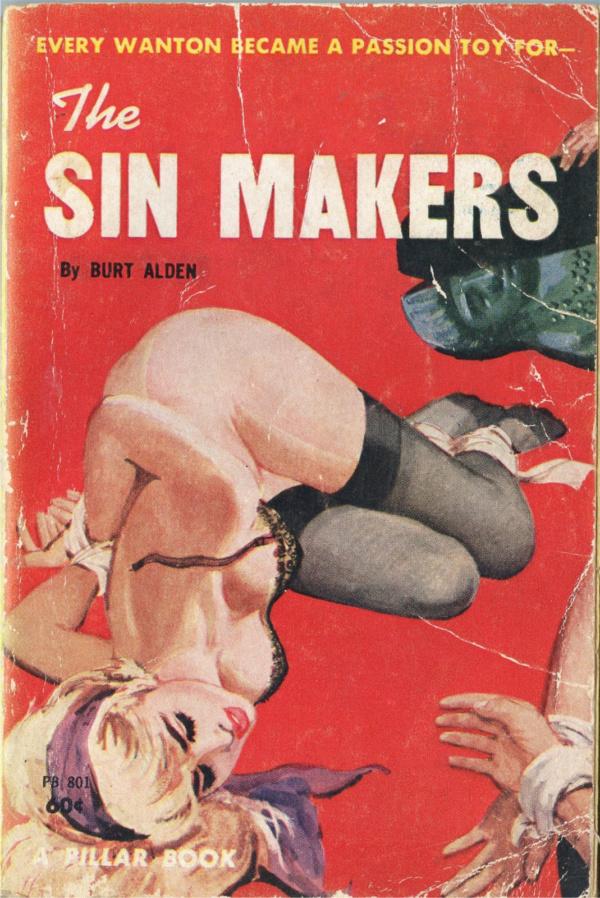 Pillar Book 801 1963