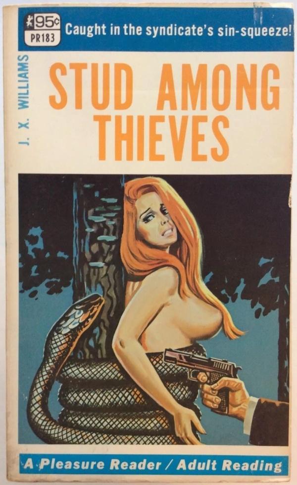 Pleasure Reader PR183 1968