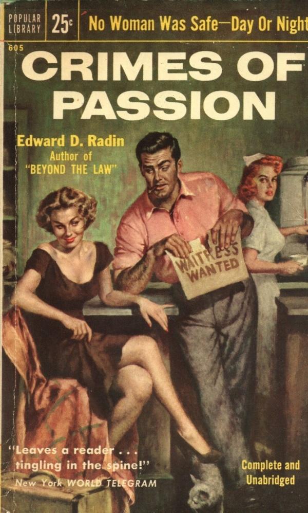 Popular Library 605 1954