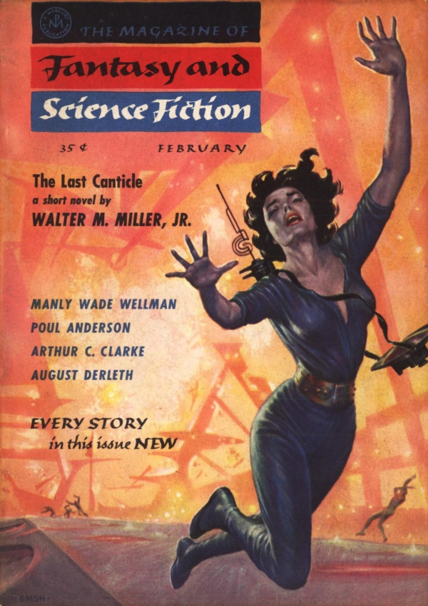 The Magazine of Fantasy and Science Fiction, February 1957