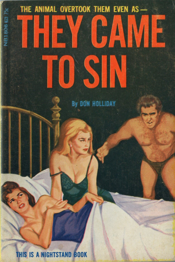 They Came to Sin 1966
