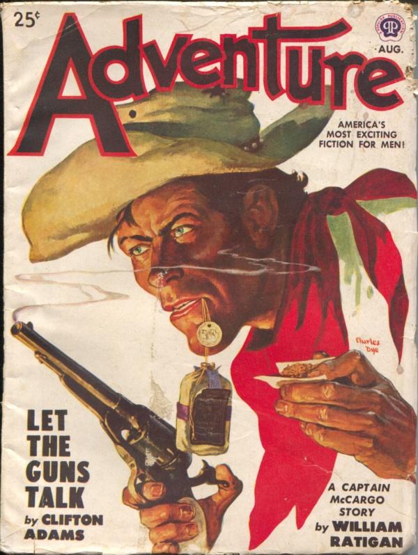 Adventure August 1949