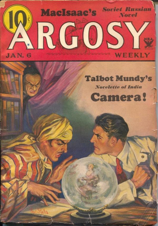 Argosy January 6 1934