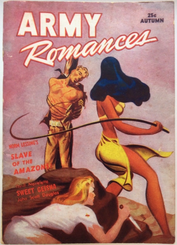 Army Romances, Autumn 1946