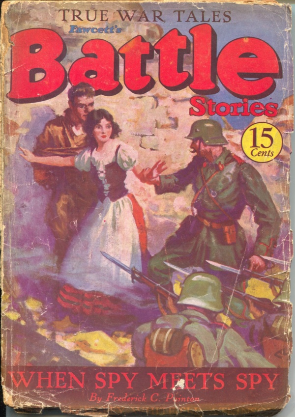 Battle Stories 1936