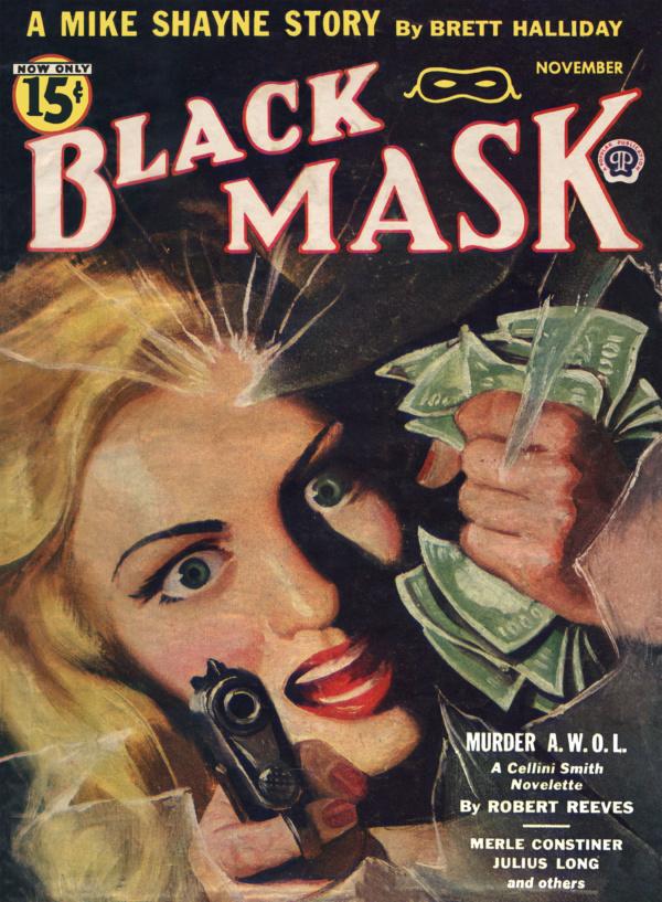 Black Mask November 1944