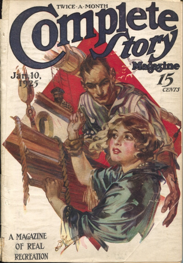 Complete Story January 10 1925