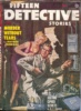 Fifteen Detective Stories August 1953 thumbnail