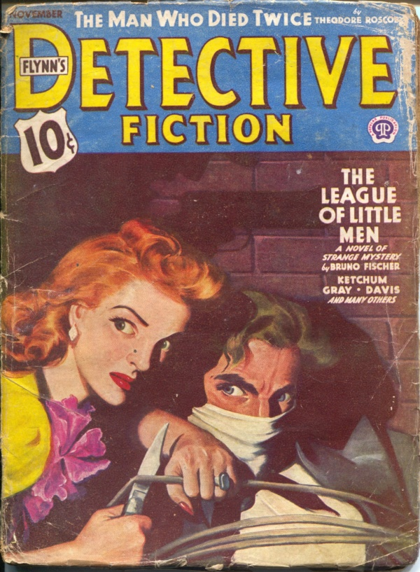 Flynn's Detective Fiction November 1943
