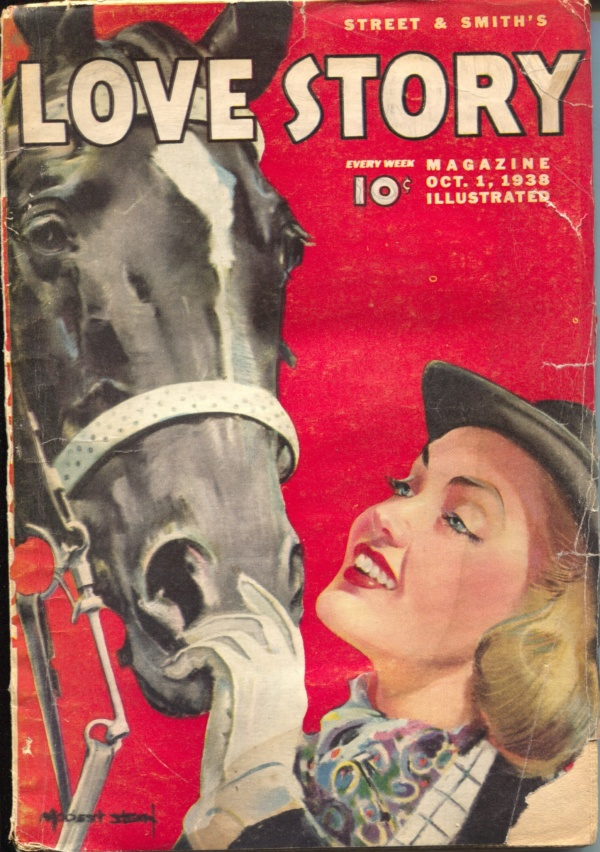 Love Story Issue October 10 1938