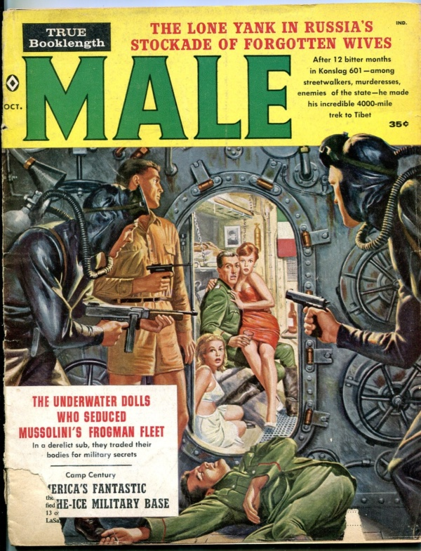 Male October 1960