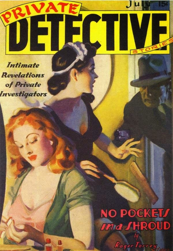 Private Detective July 1938