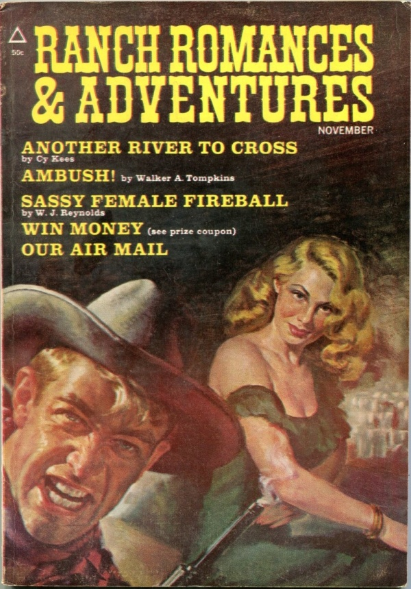 Ranch Romances And Adventures November 1971