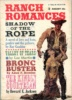 Ranch Romances August 1963 thumbnail
