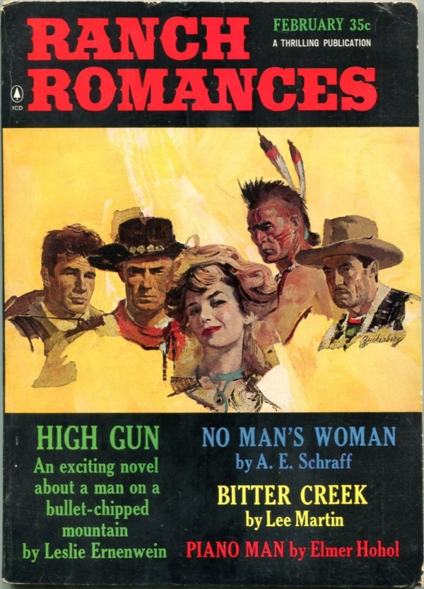 Ranch Romances February 1965