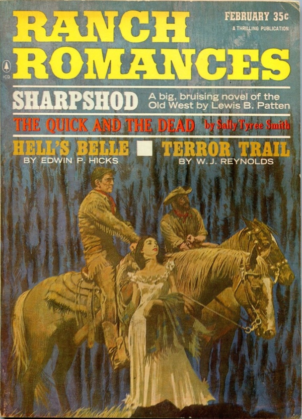 Ranch Romances February 1966