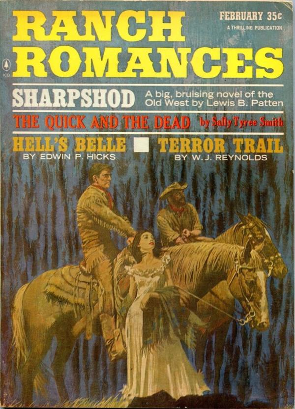 Ranch Romances February 1966